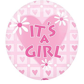 Its A Girl Clipart Images.