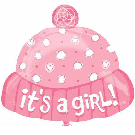 Its a girl clipart.