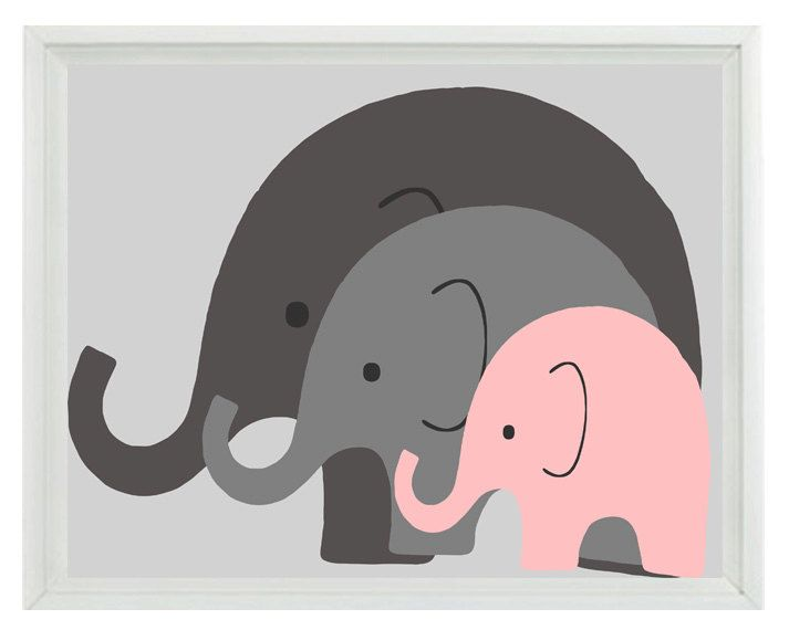 its a girl clipart elephant 20 free Cliparts | Download ...