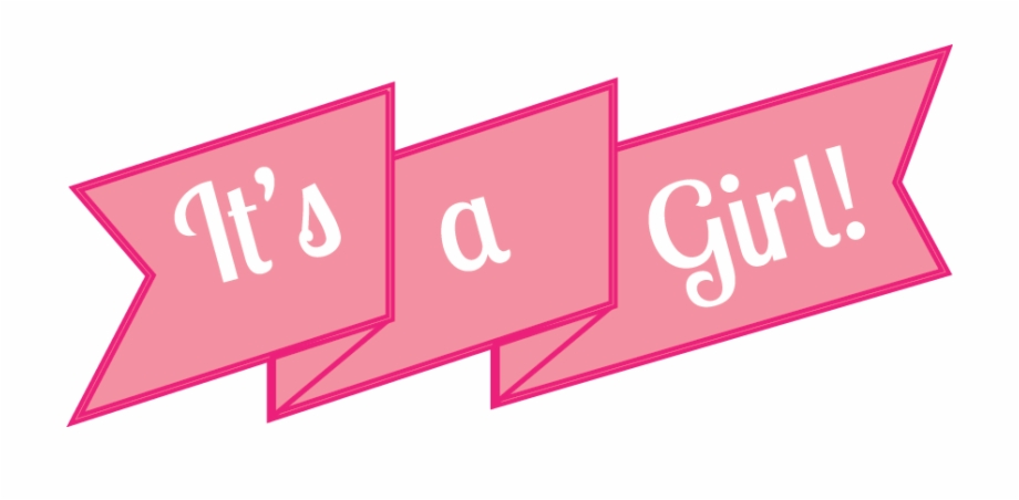 Its A Girl Png Its A Girl Images.