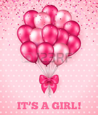 949 Its A Girl Stock Vector Illustration And Royalty Free Its A.