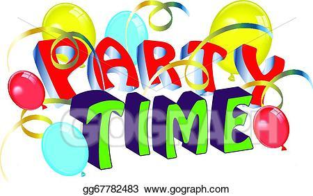 Its a party clipart 4 » Clipart Portal.