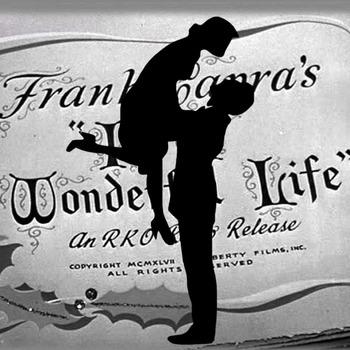 It\'s A Wonderful Life Clip Art Freebie by TheBookWrangler.