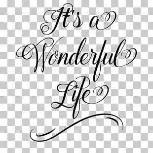 8 its A Wonderful Life PNG cliparts for free download.