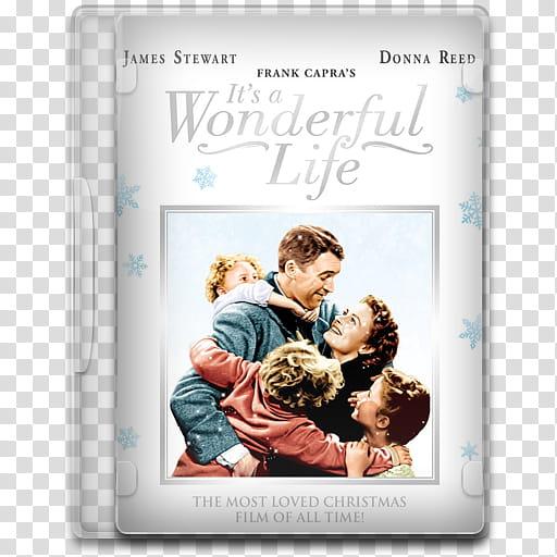Movie Icon , It\'s a Wonderful Life, It\'s a Wonderful Life.
