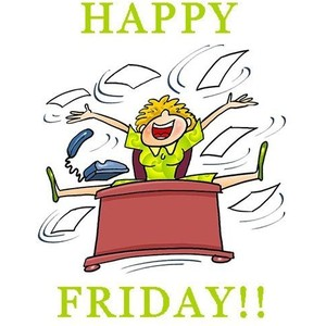 Its friday clipart.