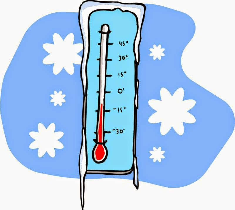 It\'s Cold Clipart.