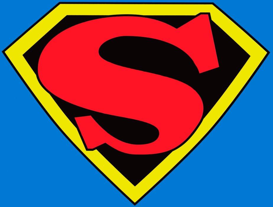 Superman\'s Symbol, Shield, Emblem, Logo and Its History.