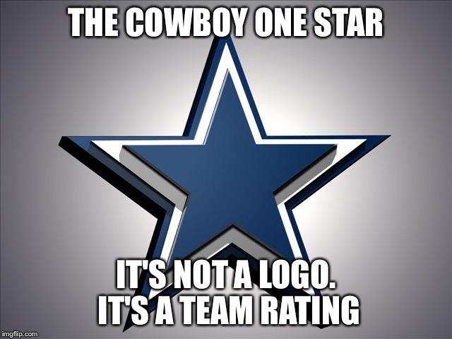 Cowboy star.