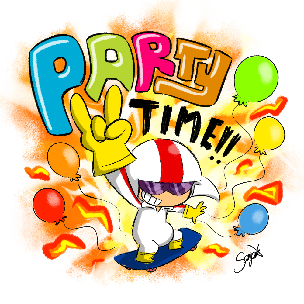 Party time clipart 5 » Clipart Station.