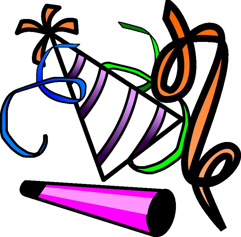 It S Party Time Clip Art.