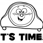 Its Time Clipart.