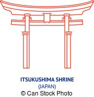 Itsukushima Illustrations and Clipart. 93 Itsukushima royalty free.