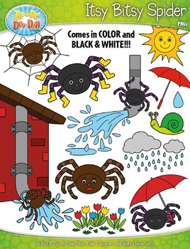 itsy bitsy spider clipart 10 free Cliparts | Download ...