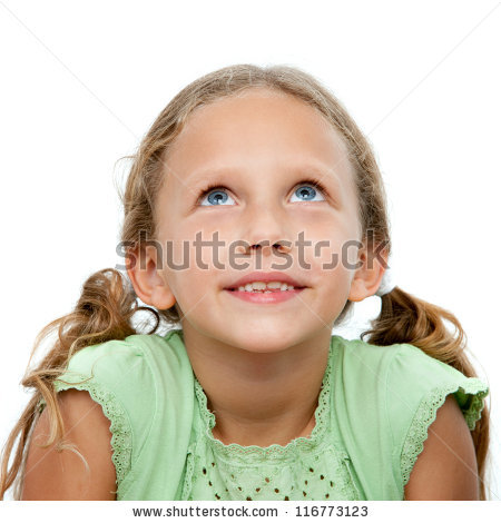 Girl Child Stock Images, Royalty.
