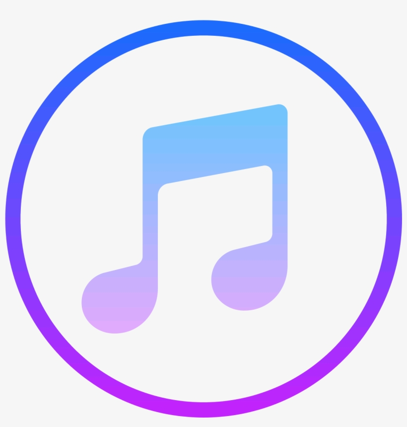 Itunes Png Graphic Transparent Stock.