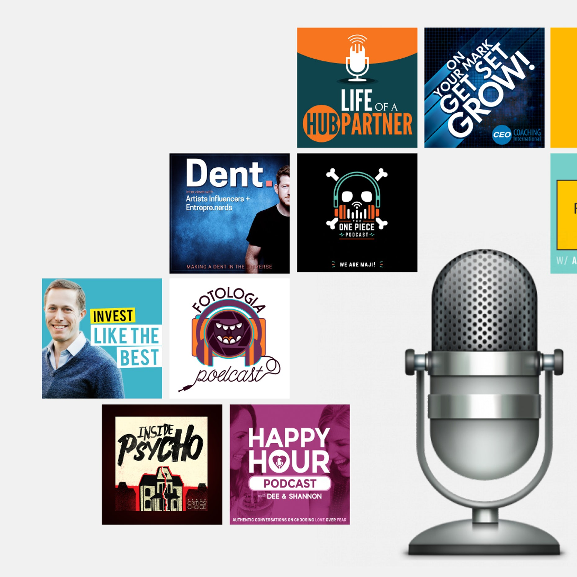 How to design a podcast cover: the ultimate guide.
