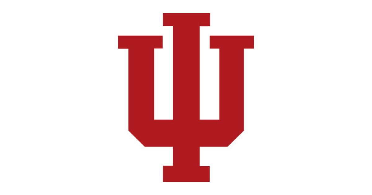 Iu basketball clipart.