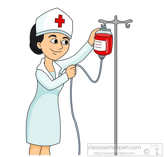 Medical iv clipart.