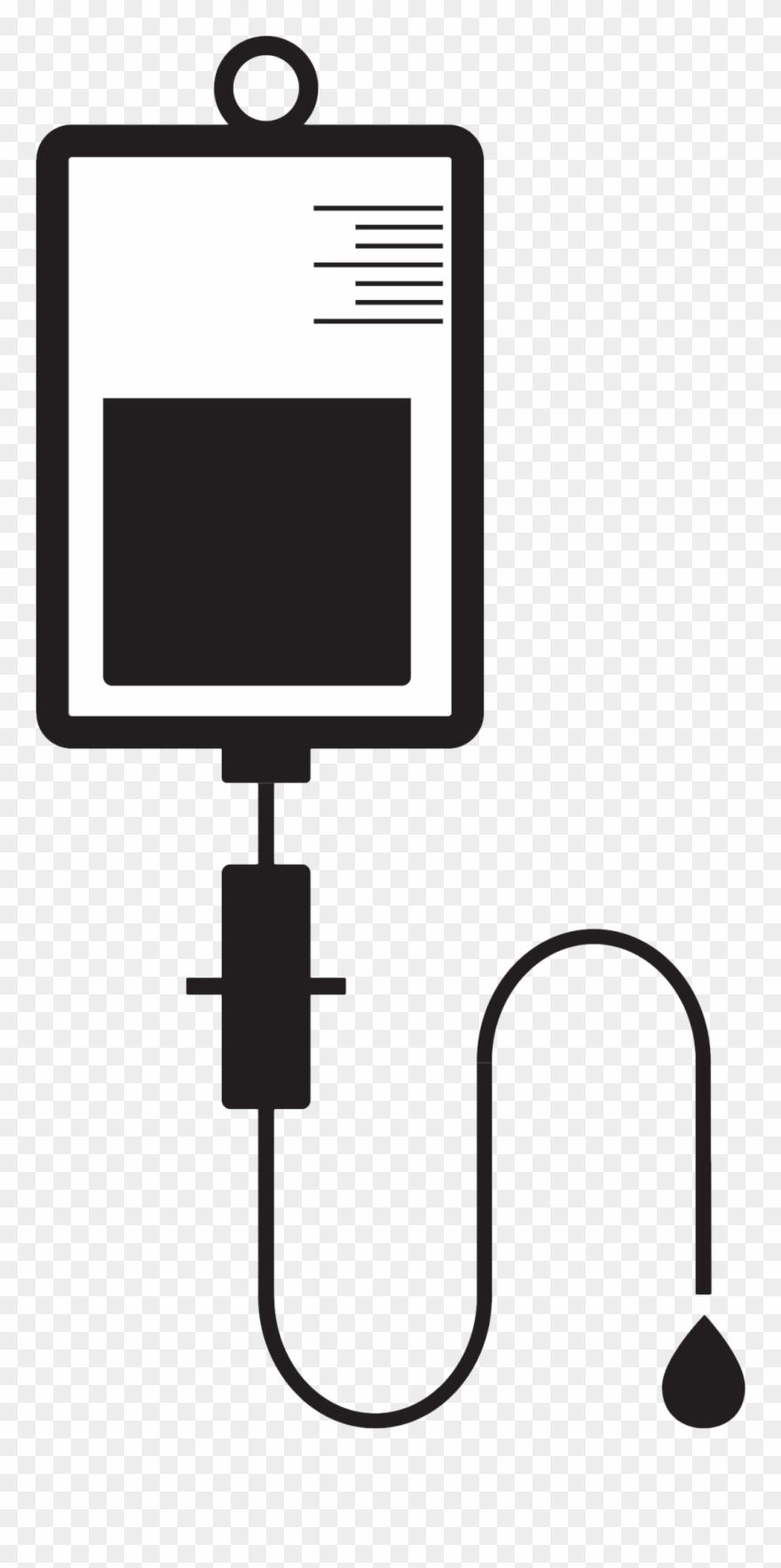 Patient clipart iv infusion, Patient iv infusion Transparent.