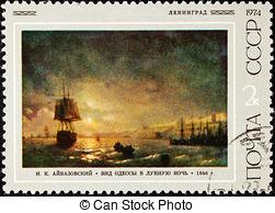 Ivan aivazovsky Stock Illustration Images. 11 Ivan aivazovsky.