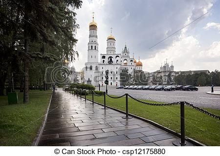 Pictures of Moscow, Russia.