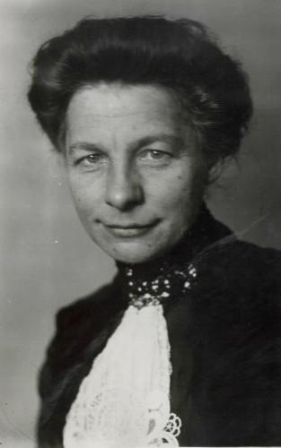 Great European: Ivana Kobilca.