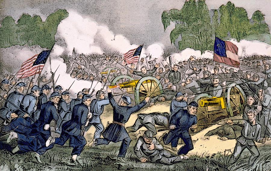 Battle Of Gettysburg Clipart.