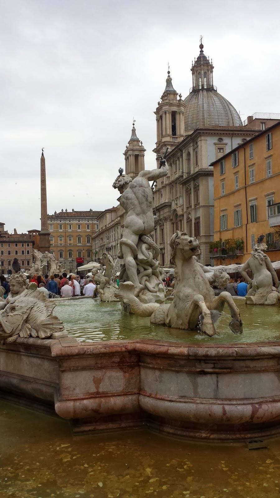Rome 2013: September 2013.