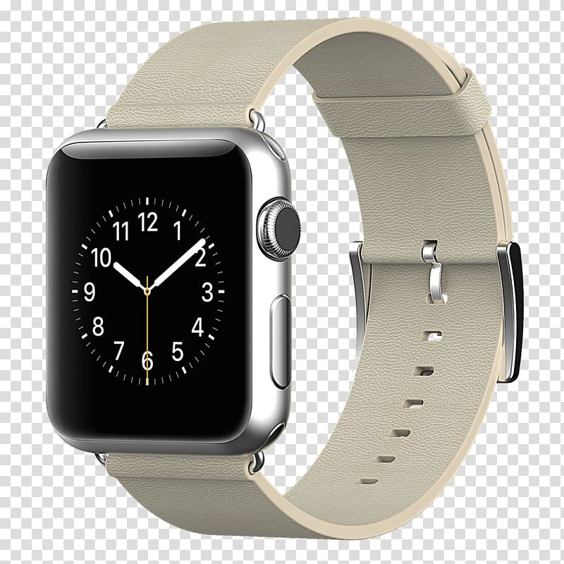Apple Watch Series 3 Apple Watch Series 2 Leather Strap, Apple.