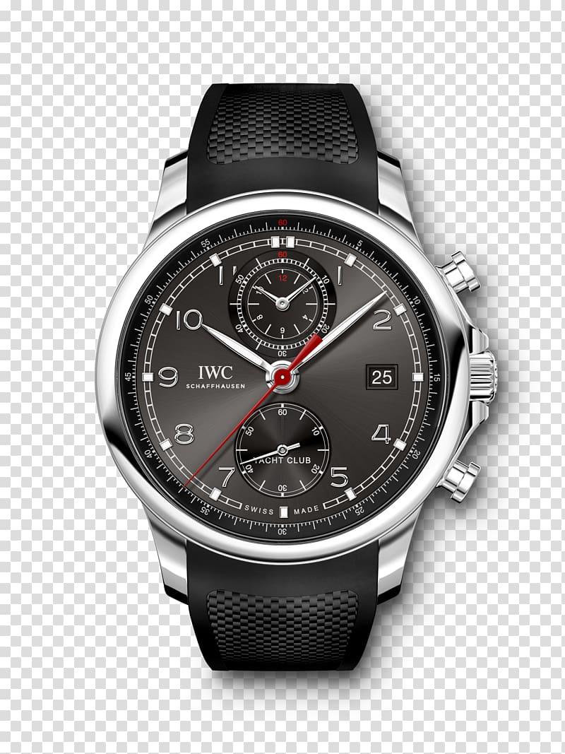 IWC Men\\\'s Portuguese Chronograph International Watch.