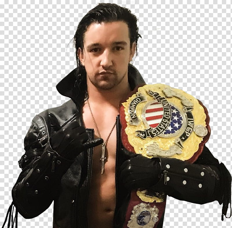JAY WHITE IWGP US Heavyweight Champion blt transparent.