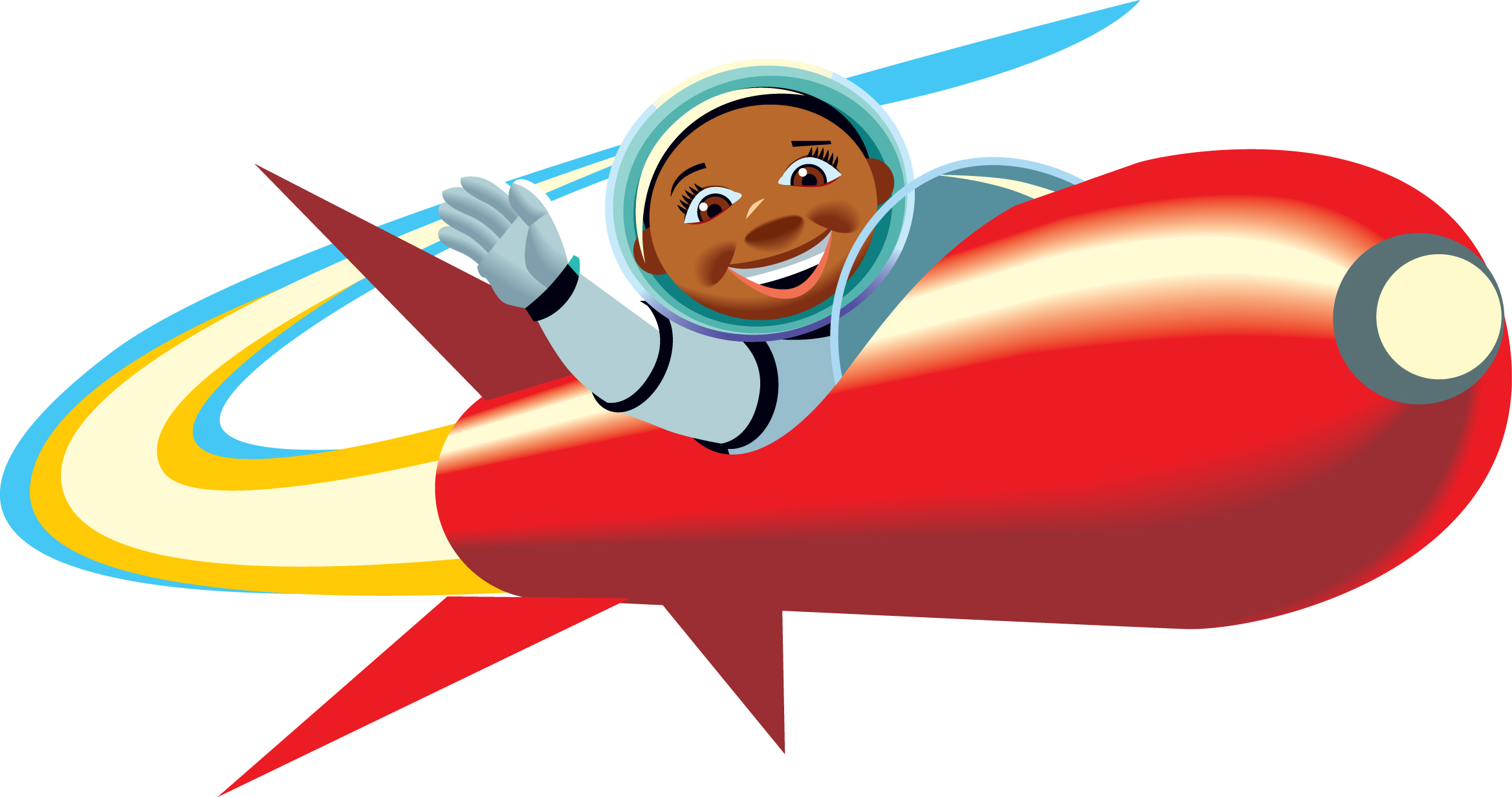 Free Rocket Clipart Pictures.