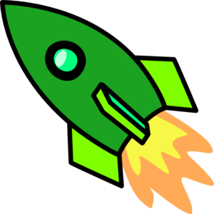 New rocket clip art at clker vector clip art.