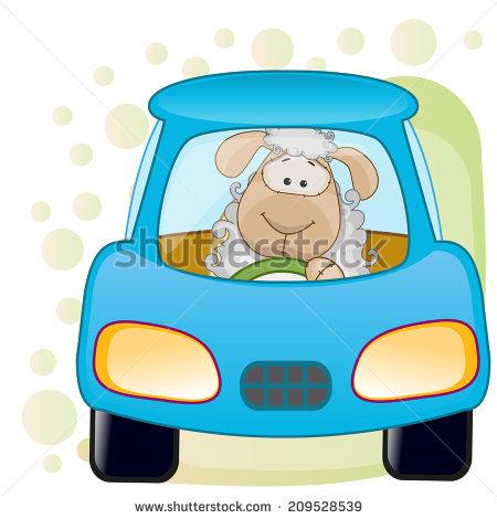 """""""sheep Drive"""" Stock snímky, snímky pro členy zdarma a."""