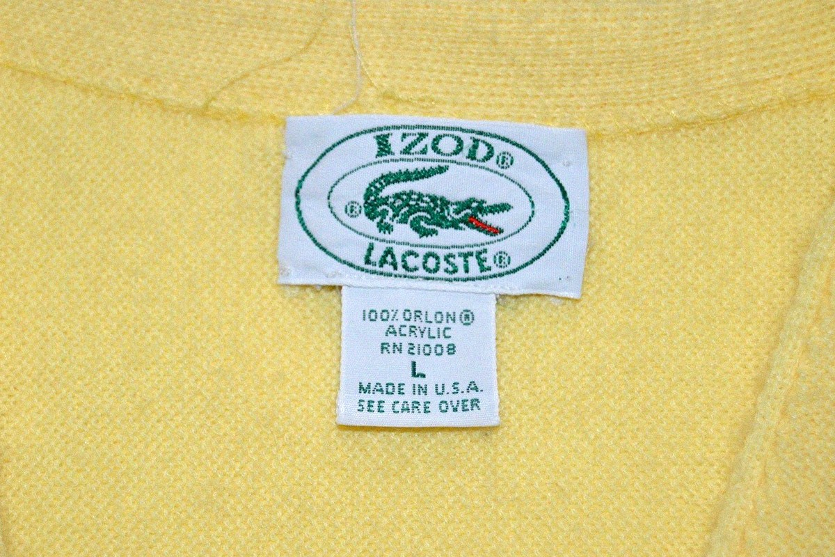 Who is the TRUE Owner of the Crocodile Logo?.
