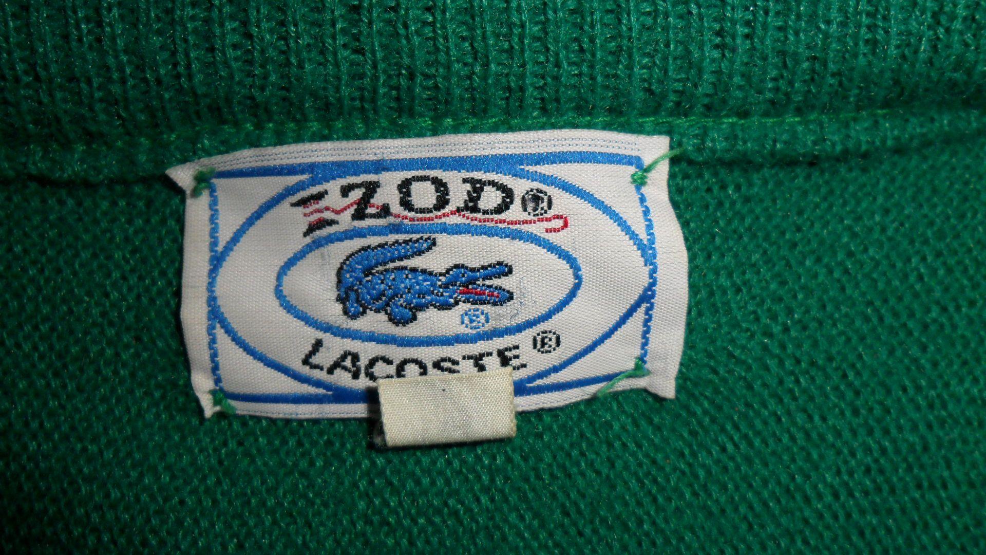 Izod Lacoste Logo.