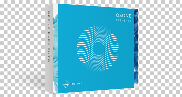 IZotope Brand Television show, 3D Box. SOftware Box PNG.