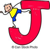 clipart letter j #20