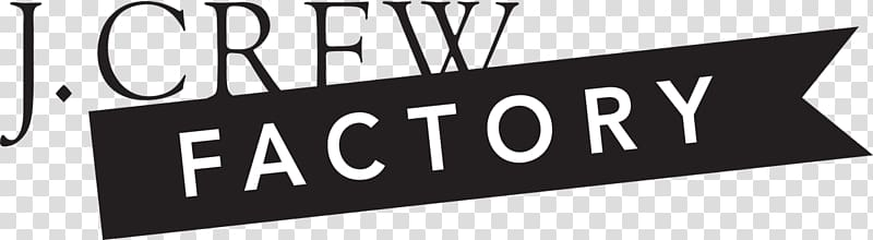 J.Crew Factory Factory outlet shop Discounts and allowances.
