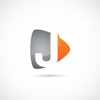 J Logo Vectors, Photos and PSD files.