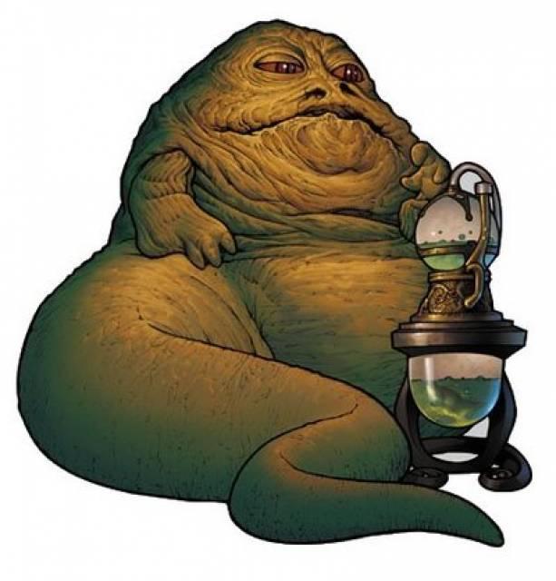 Jabba The Hutt (Character).