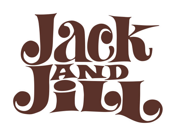 Jack And Jill Illustrations, Royalty.