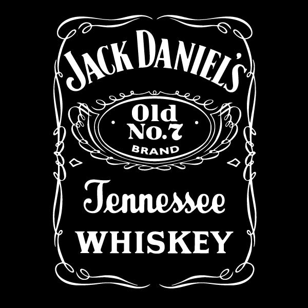 Jack Daniels Vector PNG Transparent Jack Daniels Vector.PNG Images.