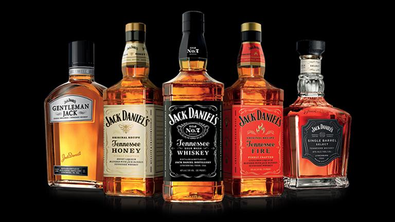 Jack Daniel\'s Maker Warns It May Be Victim of Tariffs.