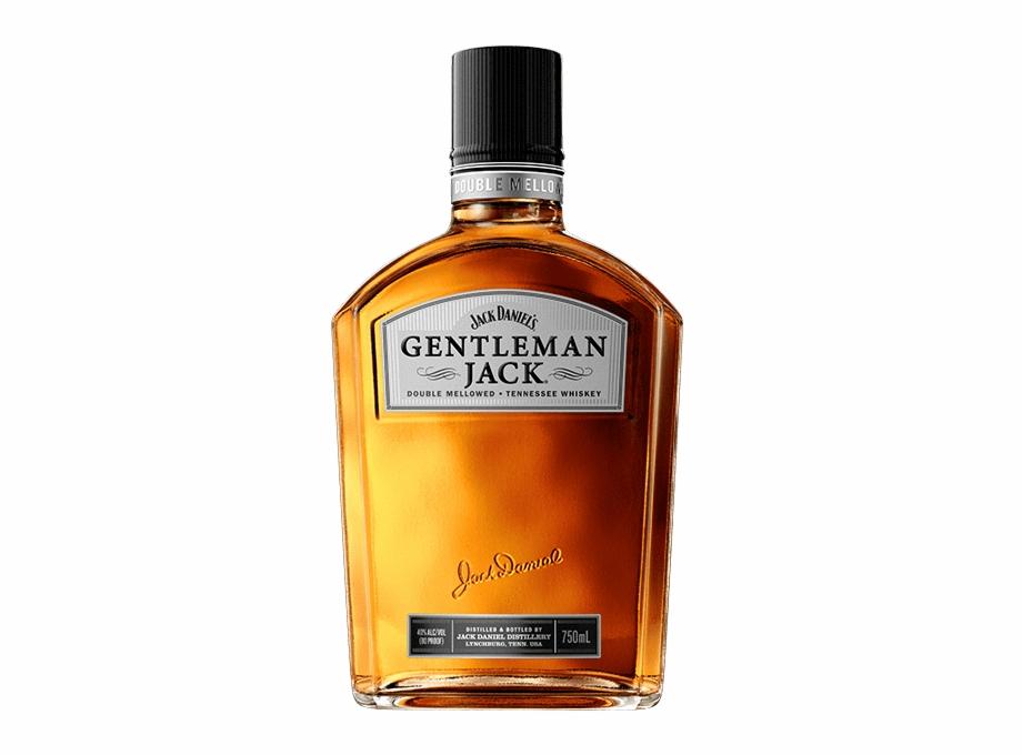 Jack Daniel's Gentleman Jack Whiskey.