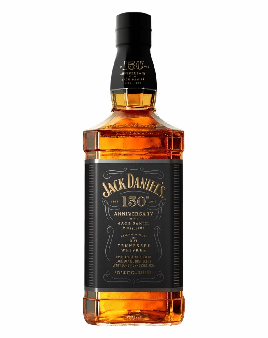 Jack Daniel's 150 Anniversary 750ml.