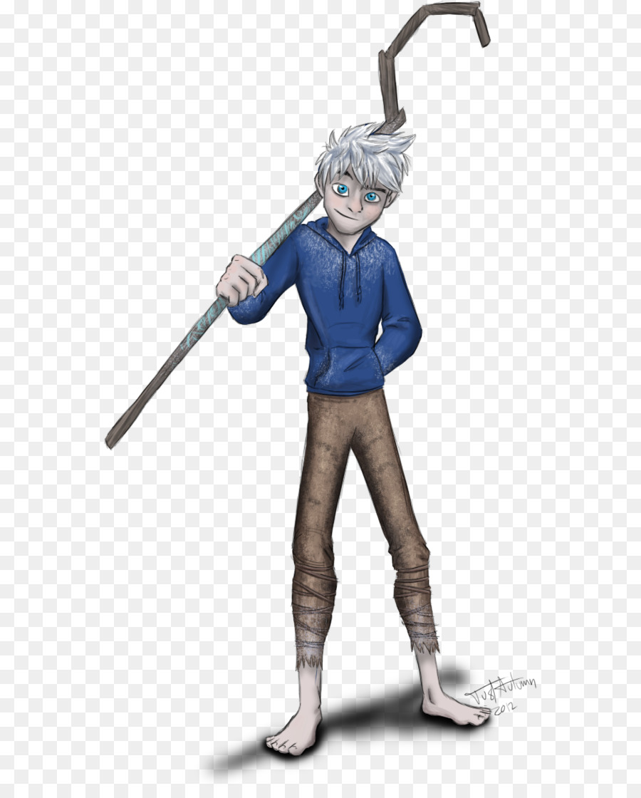 Jack Frost clipart.