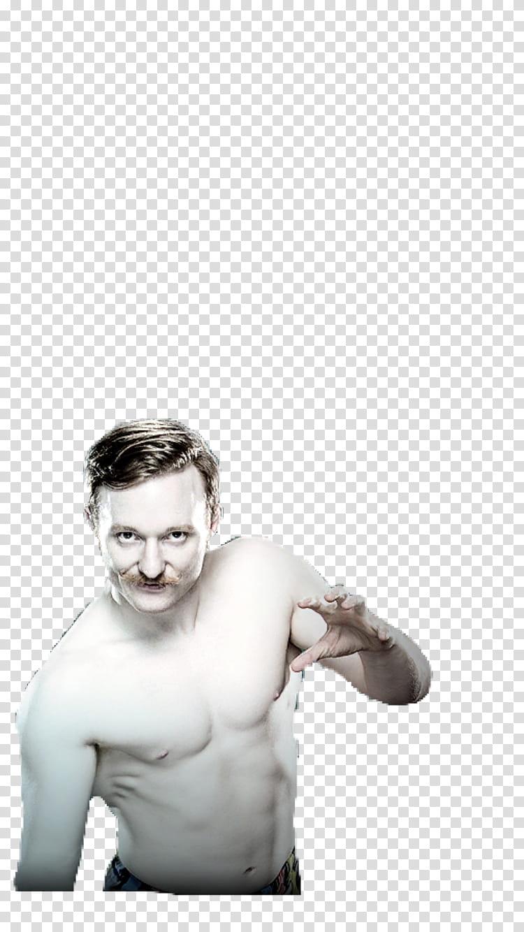 Jack Gallagher WWE Supercard transparent background PNG.
