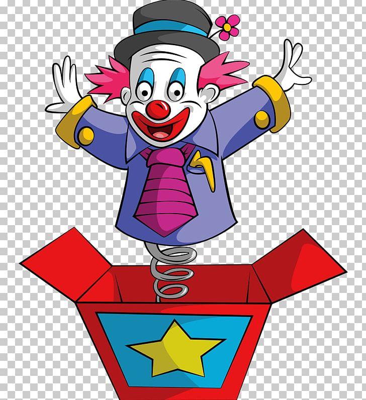 Joker Clown Jack.